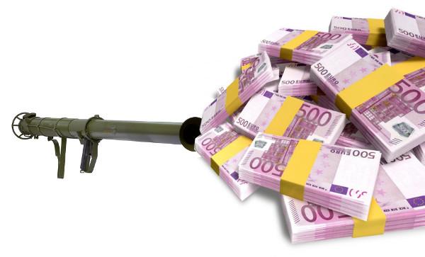 L'arma non convenzionale della BCE